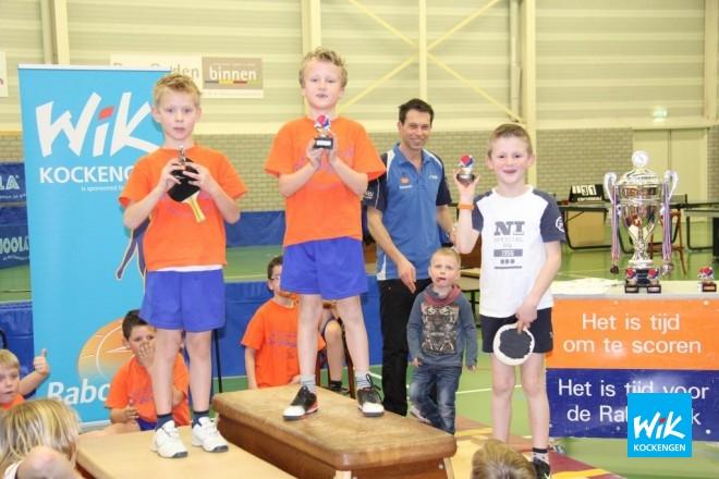 Groep 4: Rens Griffioen(1e), Joas van Eck(2e), William van Oosterom(3e).