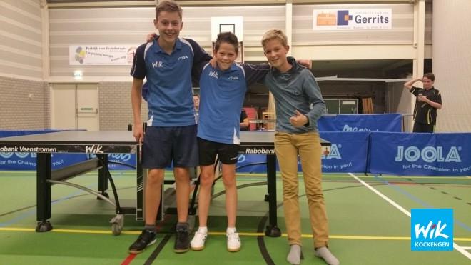 Op foto: Nicola Nicolic, Sander van Doorn en Joël Allemekinders.