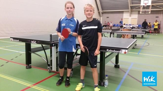 Esmee Boekeloo en Rens Griffioen